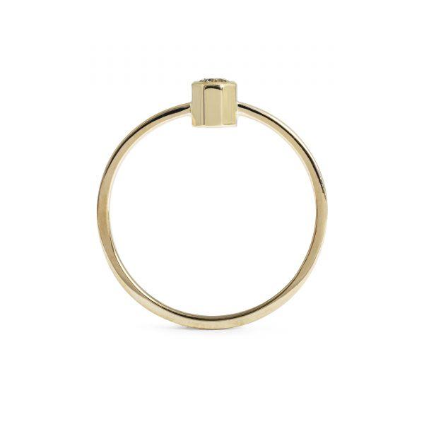Oktagon ringe