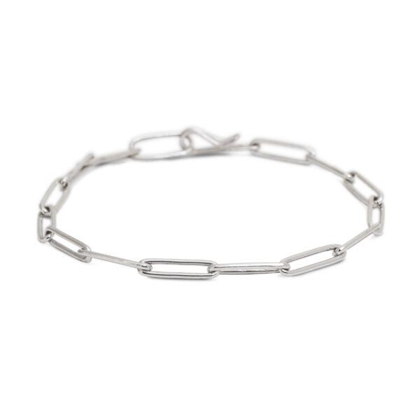sølv armbånd kæde